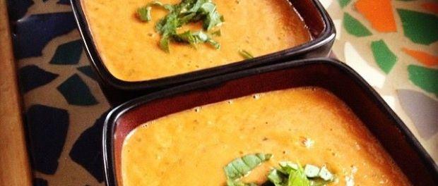 Eric Himan Tomato Soup