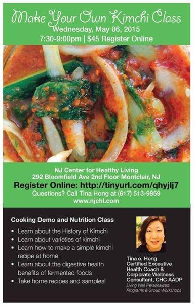 Tina Hong Kimchi