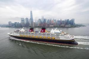 Disney Cruise New York