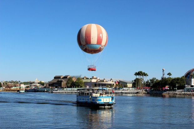 Disney Springs Disney World Resort 2014 141