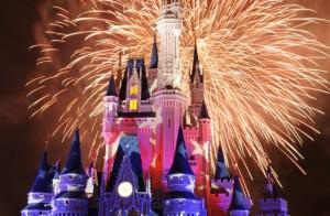wdw disney magic kingdom fireworks