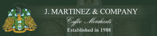 Martinez and Co Coffee Banner