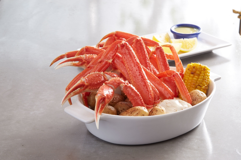 Red Lobster Brings Back Crabfest – Black Tie And Flip Flops