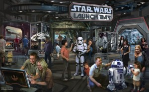 WDW DHS Star Wars Launch