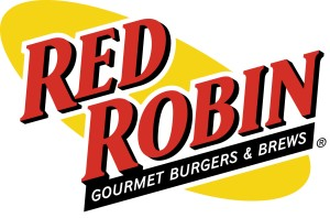 Red Robin Gourmet Burgers.