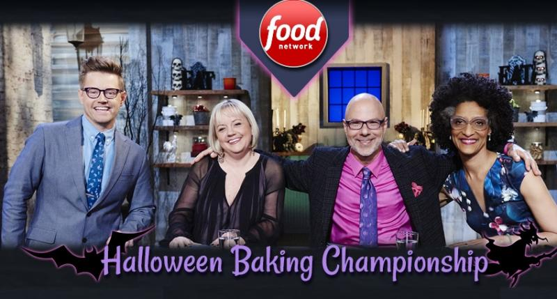 FoodNetwork Is Full Of Tricks And Treats With Halloween Baking ...