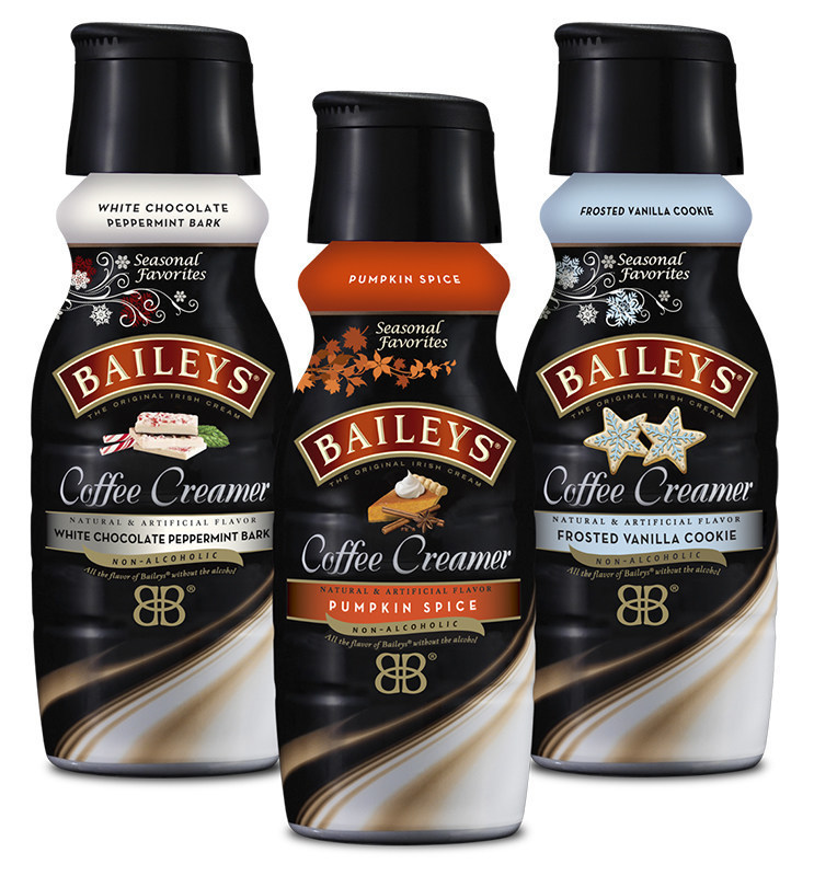 Baileys Coffee Creamers Announces 2015 Holiday Flavor