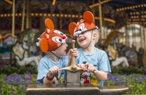 Disney Kids Carousel Hats
