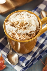 Sweet Potato Spiced Latte