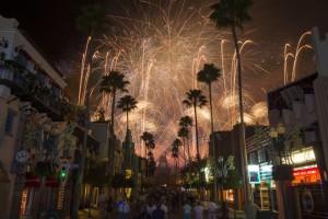 Disney Hollywood Studios Fireworks