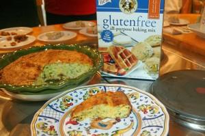 Preppy Zucchini Pie