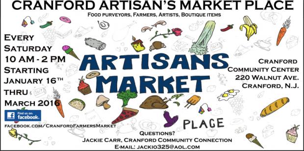 Cranford Community Market Winter