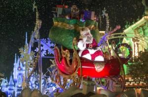 WDW Santa Disney