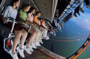 Disney Soarin Epcot Golden Gate