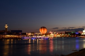 Disney Springs is an exciting, new waterfront district for world-class shopping, unique dining, and high-quality entertainment at Walt Disney World Resort