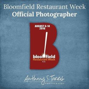 Torres Bloomfield Restaurant Week Photographer