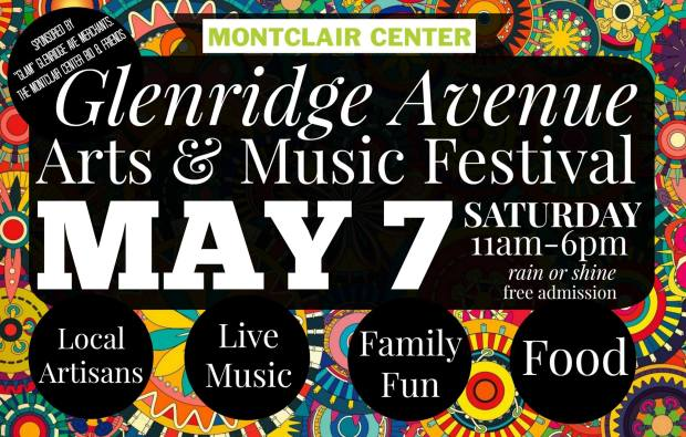 Glen Ridge Ave Festival May 2016