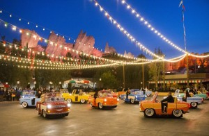 Luigi Cars Disney California Adventure 3