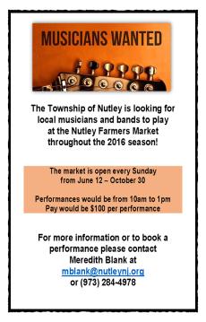 Nutley Market Musicians