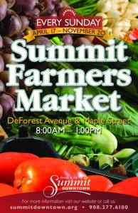 Summit Farmers Market 2017