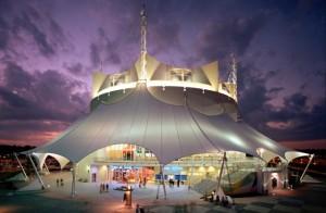 La Nouba Theater at Disney Springs