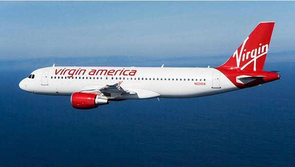 Airbus Clouds Virgin America
