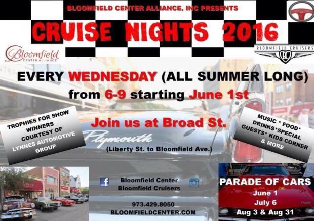 Bloomfield Cruisers