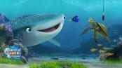 Disney Epcot Finding Dory Turtle Talk