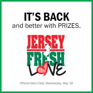 Jersey Fresh Love Photo Contest