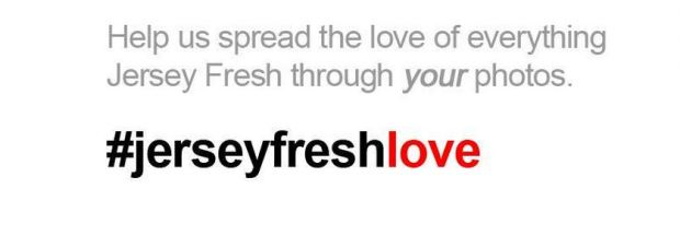 Jersey Fresh Love Tag