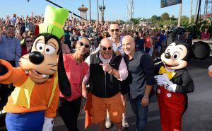 """THE CHEW - """"The Chew"""" celebrates the 20th Epcot International Food and Wine Festival from Walt Disney World, airing October 12-16, 2015."""