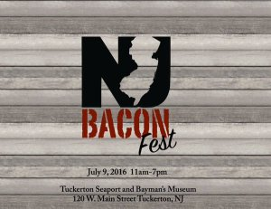 NJ Bacon Fest 2016