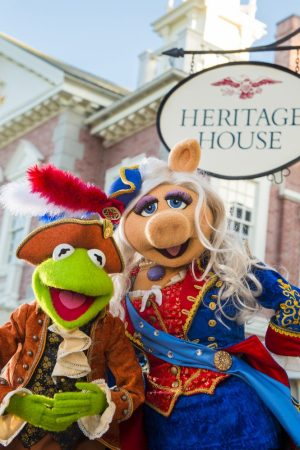 WDW Disney Muppets Heritage House
