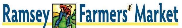 Ramsey Logo Farmers Market
