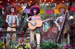 Disneyland Halloween Dios de la Muertos 1