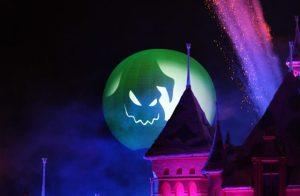 Disneyland Halloween Nightmare Before Christmas disney