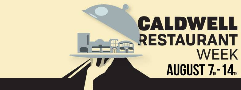 Caldwell Restaurant Week 2016 Banner