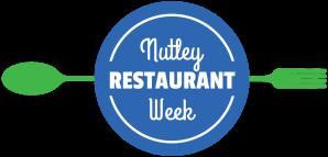 Nutley Restaurant Week banner